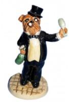 Champagne Charlie Bulldog