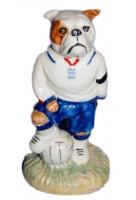 Footballer Bulldog - version a