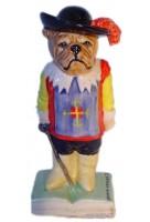Musketeer Bulldog