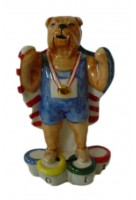 Olympian USA Bulldog