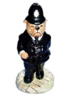 Policeman Bulldog - version a