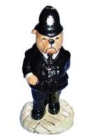 Policeman Bulldog - version b