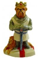 Richard the Lionheart Bulldog