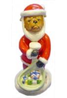 Santa Clause Bulldog - version a