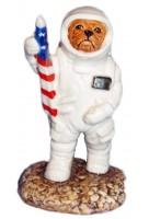 Spaceman Bulldog - version a