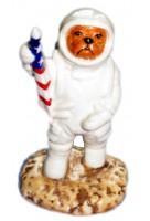 Spaceman Bulldog - version b