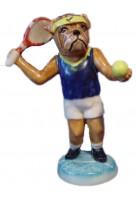 Tennis Player Bulldog - USA