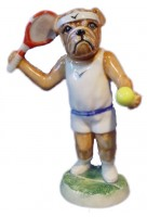 Tennis Player Bulldog - UK