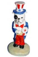 Uncle Sam Bulldog