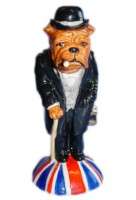 Winston Churchill Bulldog - version a